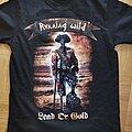 Running Wild - TShirt or Longsleeve - Running Wild - Lead Of Gold