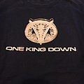 One king down i don't see TShirt or Longsleeve