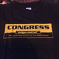 Congress edge metal H8000 TShirt or Longsleeve