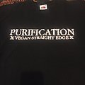Purification second edition TShirt or Longsleeve