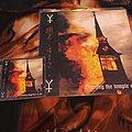 mz.412 burning the temple.. Tape / Vinyl / CD / Recording etc