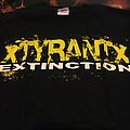 XtyrantX extintion TShirt or Longsleeve