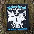 Motörhead - No Sleep 'til Hammersmith backpatch