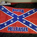 Pantera vintage flag authentic tour merch 2000