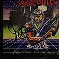 Primal Future: 2019 cd signed copy