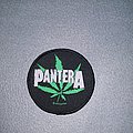 Pantera leaf first version 1993 Patch