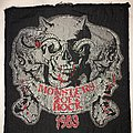Whitesnake - Patch - Monsters Of Rock 1983 Large patch