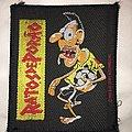 Ratos De Porão - Patch - Unused Ratos de porão 1990 patch