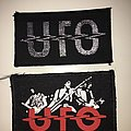 UFO - Patch - Late 70's / early 80's unused UFO patches