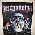 Megadeth - Patch - Megadeth killing is my business... and business is good! Original backpatch