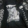 Satanic warmaster Size L Hooded Top