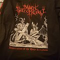 desecration of the holy kingdom  size L TShirt or Longsleeve