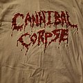 Cannibal Corpse - TShirt or Longsleeve - size L