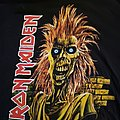 Iron Maiden first album   size M TShirt or Longsleeve