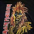 Iron Maiden first album   size M