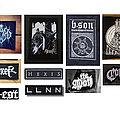 Sun Worship - Patch - SUCHE Patches Metal Conan Moth Hexer Hexis Droneburg bson Black Shape of Nexus...