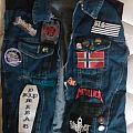 Sabbath BP Battle Jacket