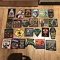 Acid Bath - Patch - My patch collection so far.