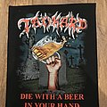 Tankard - Patch - Tankard -DWABIYH Back Patch