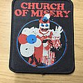 Church Of Misery - Patch - Master of Brutality/Pogo Patch
