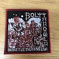 Bolt Thrower - Patch - Bolt Thrower - IBTINL Patch