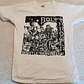 Bolt Thrower - in Battle there is no law (white)