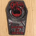 Obituary - Patch - Obituary Cause Of Death Coffin Patch