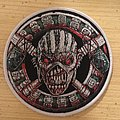 Iron Maiden - Patch - Iron Maiden Books of Souls