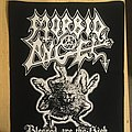 Morbid Angel - Patch - Morbid Angle Blessed Are The Sick Backpatch