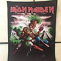 Iron Maiden -  Eddie Azteca