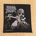 Morbid Angel - Patch - Morbid Angel Leadings The Rats Patch