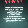 TShirt or Longsleeve - Cancer To the Gory End