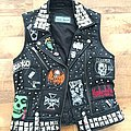 Blitzkid - Battle Jacket - Horror Punk Vest