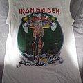 Iron maiden 1987 somewhere on tour shirt