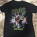 Rock or Bust Tour 2015 Tee