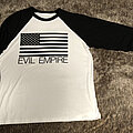 Rage Against The Machine - TShirt or Longsleeve - RATM Evil Empire Quarter Long Sleeve Tee