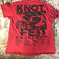 KNOTFEST Roadshow 2019 Red Tee