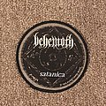 Behemoth - Patch - Satanica