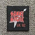 Sammy Hagar - Patch - UK '82