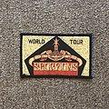Scorpions - Patch - World Tour