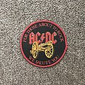 AC/DC - Patch - For Those About to Rock We Salute You