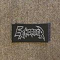 Exhorder - Patch - Exhorder