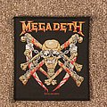 Megadeth - Patch - Killing is My Business
