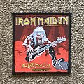 Iron Maiden - Patch - Fear of the Dark Live