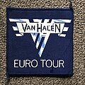 Van Halen - Patch - Euro Tour