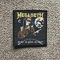 Megadeth - Patch - So Far, So Good, So What