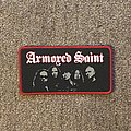 Armored Saint - Patch - Punching the Sky