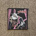 Tankard - Patch - Fat, Ugly & Live