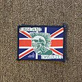 The Exploited - Patch - England Exploited