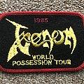 World Possession Tour Patch